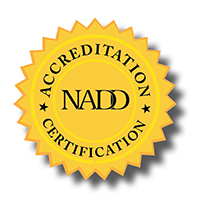 NADD Accreditaion Certification